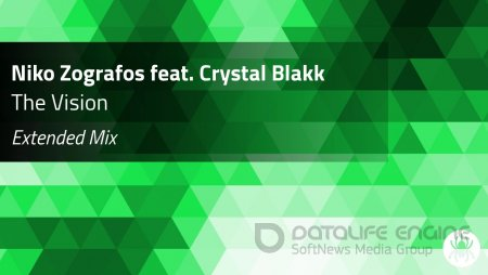 Niko Zografos Feat. Crystal Blakk - The Vision (Extended Mix)